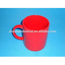 Cheap ceramic promotion porcelain mug
