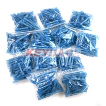 Blue Waterproof Marine Automotive Wire Electrical Connector