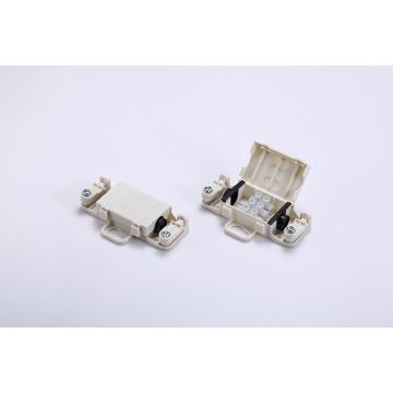 Boîte de jonction électrique étanche en plastique IP44 3Way 413