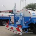 Автоцистерна для воды Dongfeng с шасси Captain