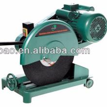 400 Máquina cortadora monofásica Sierra de corte 2.2KW Máquina cortadora