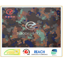 240t Ribstop Poly Pongee Stone Style Desert Printing Fabric (ZCBP152)