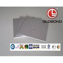 Полиэфирная алюминиевая композитная панель GLOBOND (PE-314 Milky White)