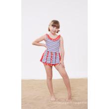Little Girls Cute One Piece Swimwear