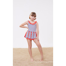 Little Girls Cute One Piece Swimwear