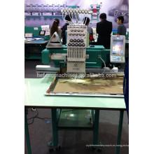 Máquina del bordado del casquillo para el bordado del soplo 3d