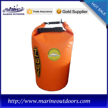 Yellow dry bag backpack , Waterproof Dry Bag For sailing