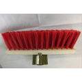 PP Filament Wooden Broom for Cleaning