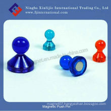 Office Magnet Magnetic Push Pin for Board