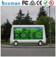 mobile stage vehicle 2015 Leeman LED Trailer VMS