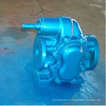 Pompe à engrenages à tête de pompe à huile KCB Iron