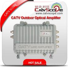 Provedor Profissional Alto Desempenho Alta Qualidade CATV Caminho Adiante Exterior Bridging Line Amplifier