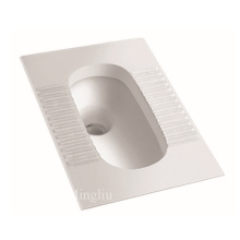 cheap and good quality bathroom new design asian squat toilet pan