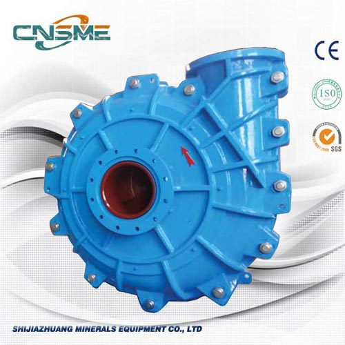 Iron-Ore A05 Chrome Slurry Pumps