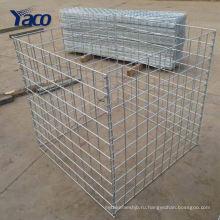 2х2 Гальванизированная сваренная Коробка gabion провода Цена сетки завод