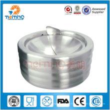 Cendrier avec couvercle / cendrier en acier / cendrier portable