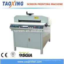 cortador de papel de forma personalizada