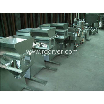 Food Product Swaying Granulator