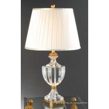 Latão de cristal da lâmpada de mesa (TL1630)