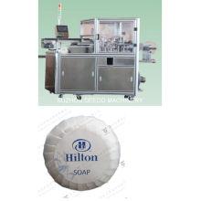 Automatische Toiletten-Block-Falten-Verpackungsmaschine