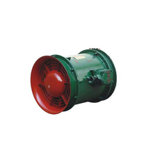 осевой вентилятор для добычи полезных ископаемых местного применения вентиляции