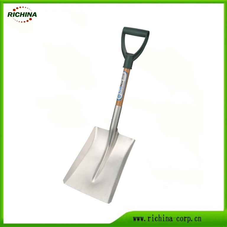 Aluminum Snow Scoop Shovel
