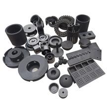 Customized vacuum furnace hot sale finishing sintering graphite parts