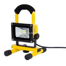 COB 10W recarregável luz de trabalho LED (F10C)