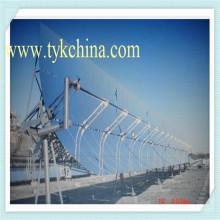 Обе Стороны Открытые Системы Солнечной Энергии Солнечной Пробки Сконцентрированы Трубки (СКП)