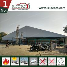 Weiße Dachabdeckungen und weiße Seitenwände mit Glaswänden für heiße Verkäufe