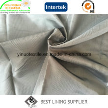 Small Check Polyester Futter Stoff