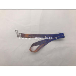 Eco-Friendly Lanyards With Metal Hook For School