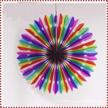 Wedding Souvenirs Paper Fan as Wedding Decor for Event & Party Supplies