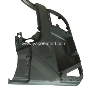 Automotive plastic injection mold Door system