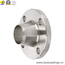 150# ANSI RF 304/L Stainless Steel Forged Weld Neck Flange