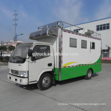 2017 chine oem nouveau design mobile restaurant voiture