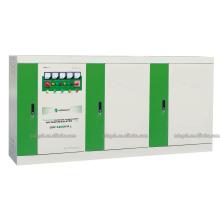 Regulador / estabilizador de voltaje de la CA SBW-F de tres fases de encargo