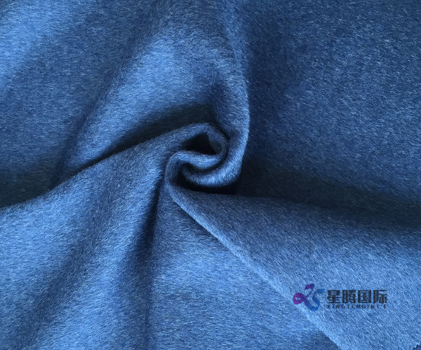 Woven Double Face Wool Blend Fabric