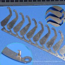 Emboutissage et placage de métal professionnel