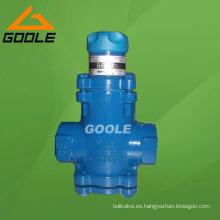 Válvula reductora de presión de fuelle (BRV71 / 73-GVPR06)