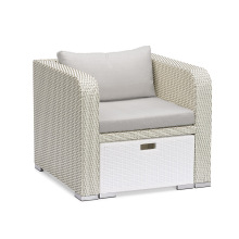 PE Wicker Sofa Sets for Outdoor