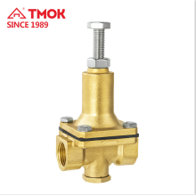 Brass Adjustable Pressure Reducing Valve PN16 Brass Three-Dimensional Relief Valve