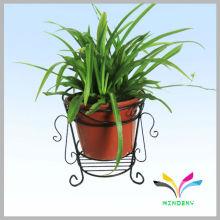 Hot-Verkauf Lager gute Qualität Innen-Iron Flower Pot Stand
