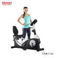 Professionele fitness ligfiets oefening cardio-apparaat
