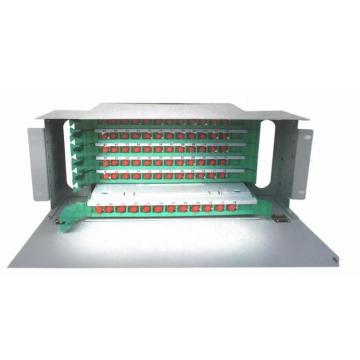 Panel de distribución de fibra óptica de fibra 19TY