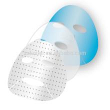 Máscara facial de seda que whitening a máscara facial de seda invisível