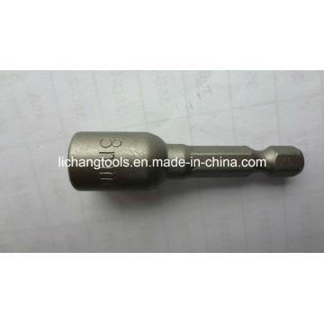 Magnetic Nut Setter with Sandblasting