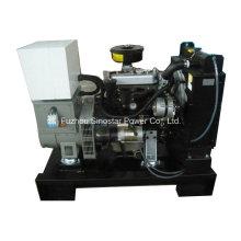 Дизельный генератор мощностью 10 кВт 12kVA с китайским двигателем Quanchai
