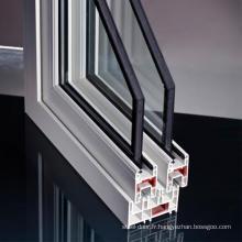 Profils Upvc de portes coulissantes