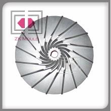 Мотор турбокомпрессора алюминиевый вентилятор